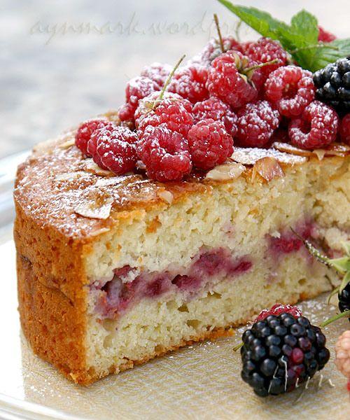 lemonraspberrycake