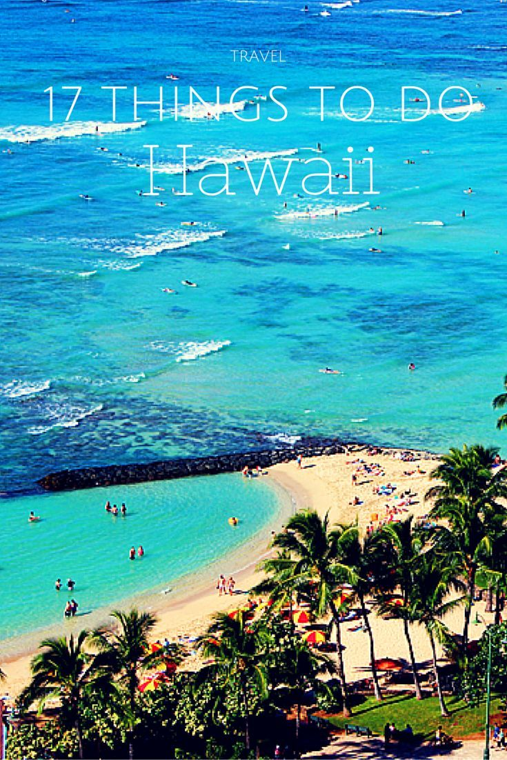 17 things you must do in Honolulu. | /thelimericklane/ #travel #Hawaii #travelnoire