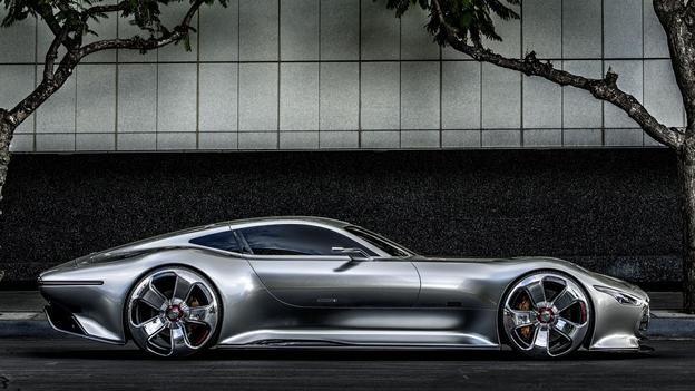 BBC - Autos - Mercedes' Vision GT: Now for sale