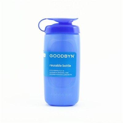 Goodbyn Bottle - Blue - Fits perfectly in a Goodbyn Bynto