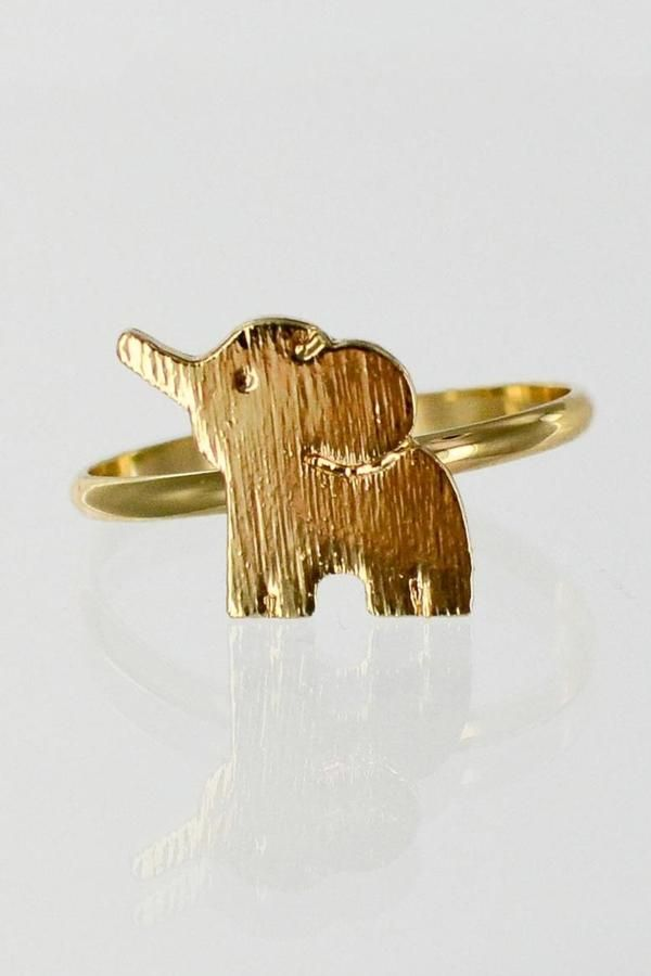 Winky Designs Stackable Elephant Ring
