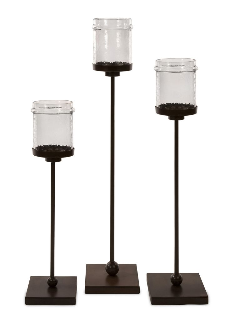 best  floor candle holders ideas on pinterest  tall candle  -  lt mason jar hanger floor candle holderscandle