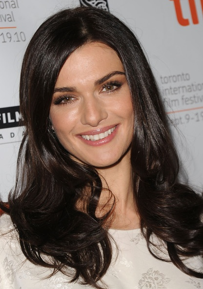 Rachel Weisz eyes and a smile that would kill