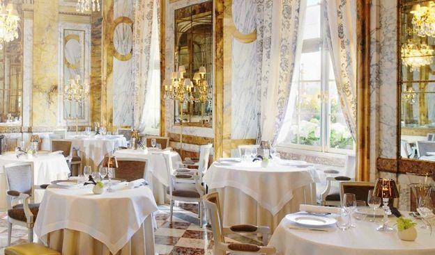 Favorite restaurant in Paris.