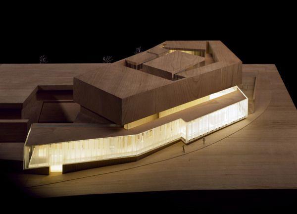 Navan Arts Center by Stephen Quinn, via Behance