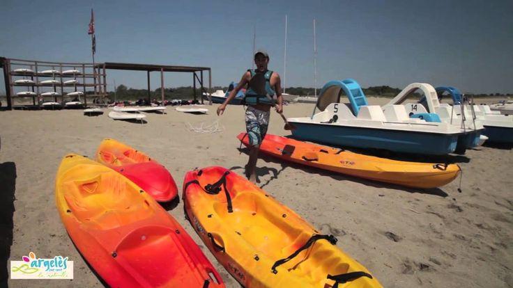 Argelès-sur-Mer, loisirs nautiques, randonnées, kayak, Luna-Park, Festival Les Déferlantes, plongée sous-marine, campings, mer méditerranée, soleil, vacances, jeunes