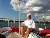 Sailing my BOAT