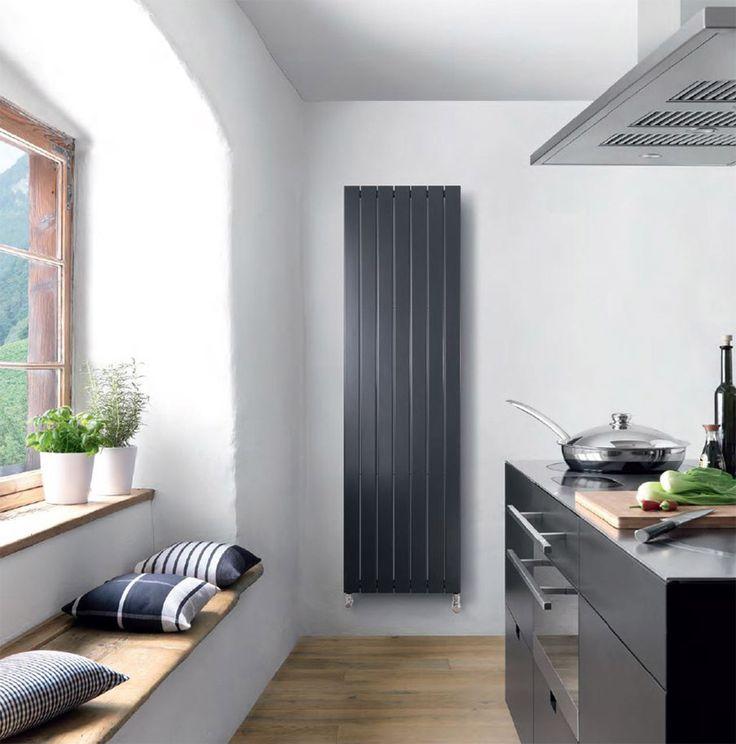 In the kitchen Runtal, radiator Jet-X