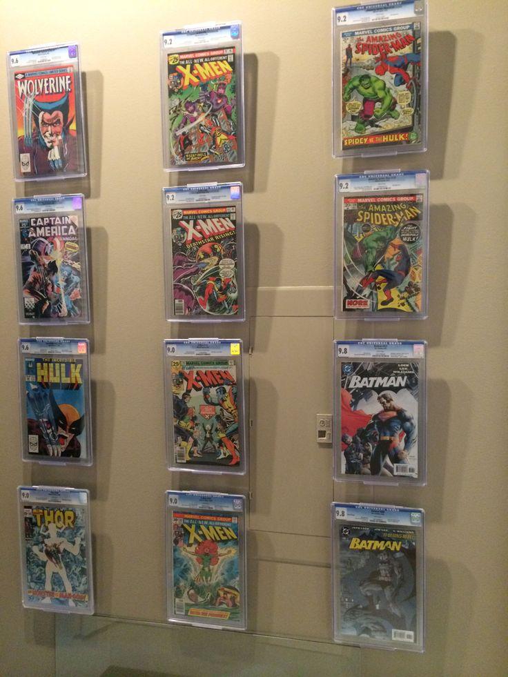 199 Best C Z Comic Book Storage Organization Images On