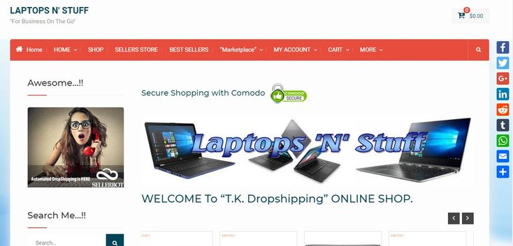 Secure Shopping with Comodo CHOOSE YOUR NICHE STORE Right now there are 20 Niches Dropshipping Websites available. SO, HOW DO WE DO THIS…? First, you need to apply for an Ali Express account …
