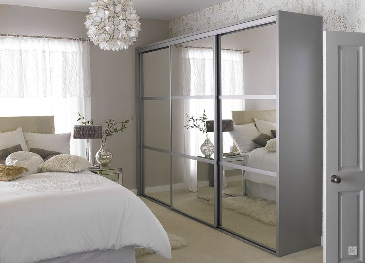 Turn your wall into style statement by choosing a modern sliding fitted wardrobes with mirrored doors. It will be a great way to compliment your bedroom, also the mirrored finish helps to bounce light around the room and makes the room to look more spacious! - BOOK a FREE Designer Visit Now - 30% OFF & FREE bedsides with every order ! Hurry! Grab the offers now! Call or visit us for more details and information. www.metrowardrobes.co.uk / +44 7944554724 #MetroWardrobes #fittedwardrobe…