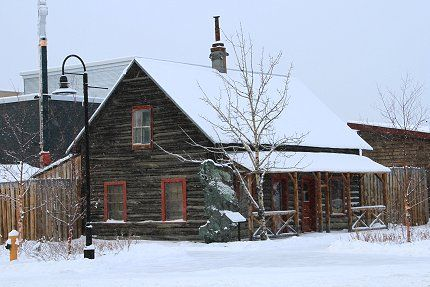 MacBride Museum in Whitehorse, Yukon, Canada
