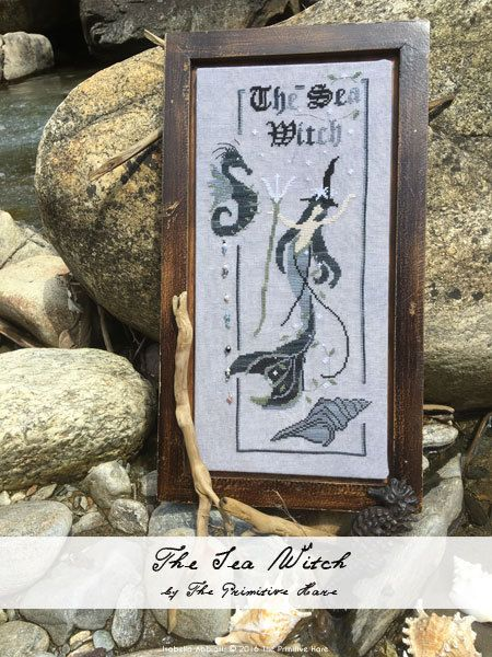 The+sea+witch+by+ThePrimitiveHare+on+Etsy