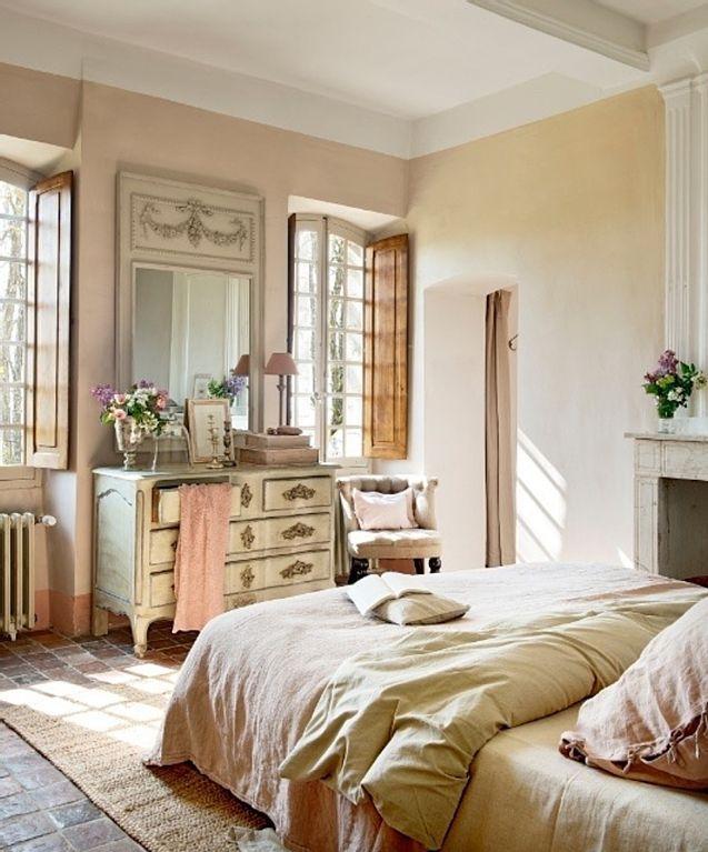 17 meilleures images propos de maison bedrooms sur for Chambre a coucher style provencal