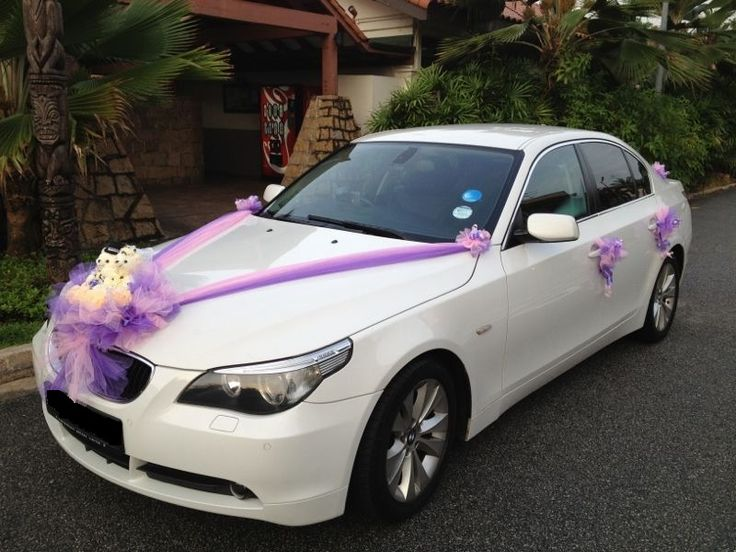 Wedding Car Rental  You would want your bride-to-be in the best shape during the wedding and have her travel from place to place in a nice wedding car.