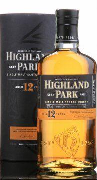 Highland Park 12 YO | Skotská whisky | 675,-
