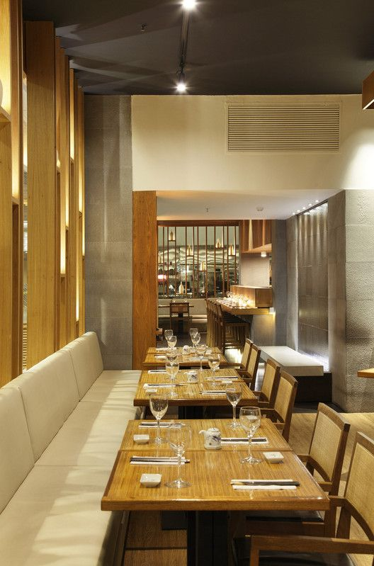 Kotobuki Restaurant,© MCA Studio