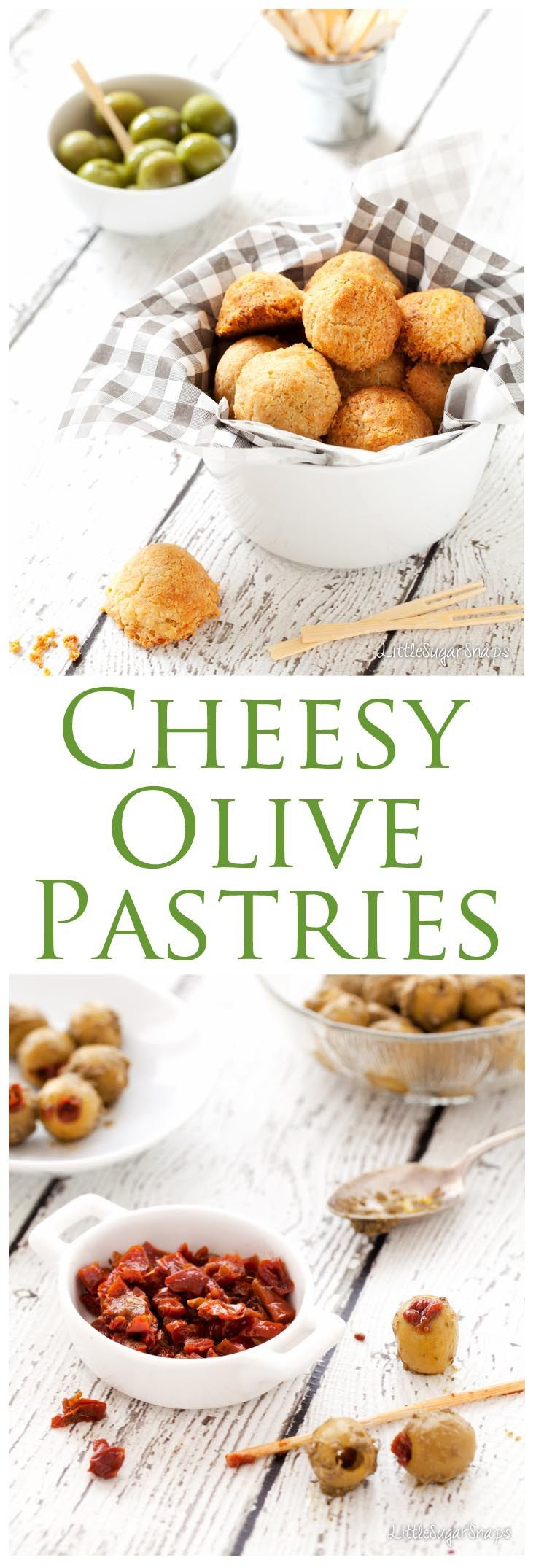 Dinner Party Nibbles Ideas Part - 18: Cheesy Olive Pastries Are Your Must Have Party Nibble. Packed With  Mediterranean Flavours, These
