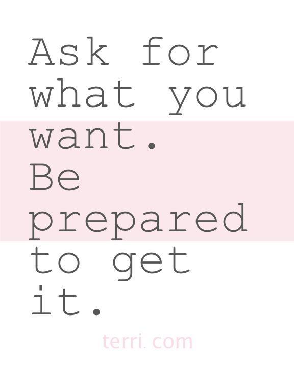 "If you really trust God, then start PREPARING for everything you've asked Him for! Preparation time is NEVER wasted time❗️Coach John Wooden said, ""When opportunity comes, it's too late to prepare."" What do YOU need to do to PREPARE (get ready) for your dream❓ For more motivational teachings and success tips visit terri.com"