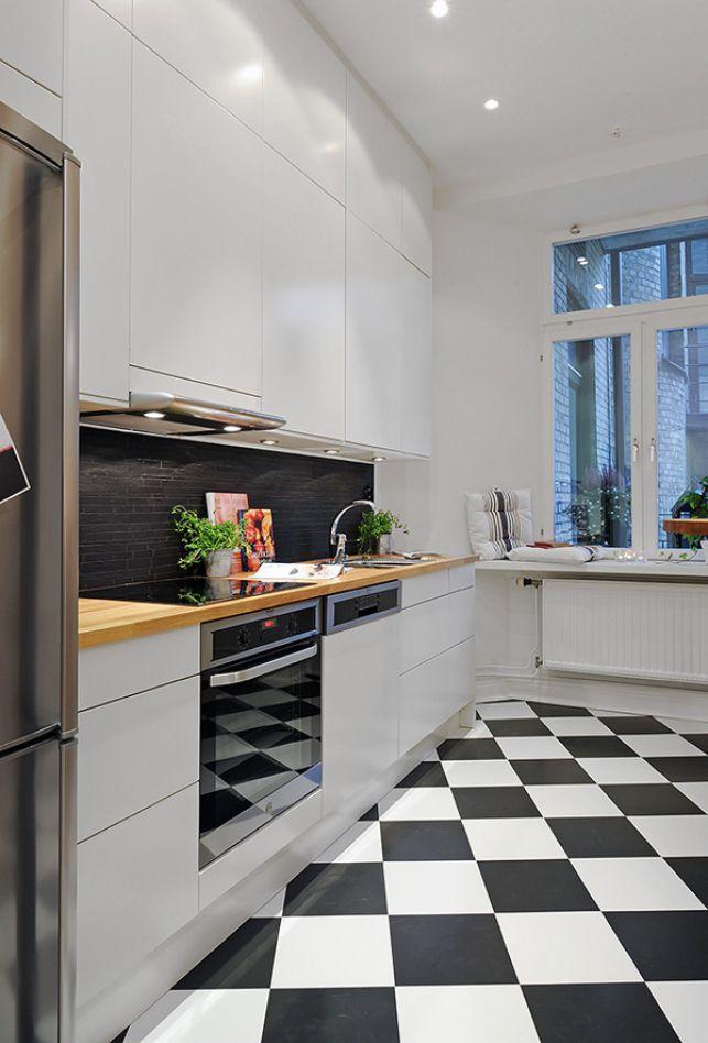 Renovarea unui apartament in stil scandinav- Inspiratie in amenajarea casei - www.povesteacasei.ro