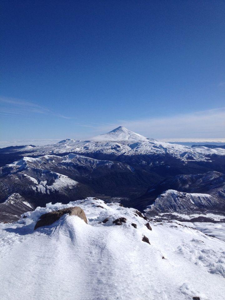Vulcão Villarrica
