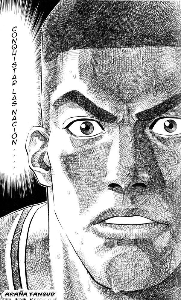 Slam Dunk manga capitulos 245 en Español Página 18