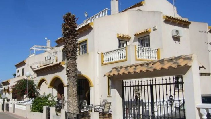F0662 Quad House for sale in Playa Flamenca