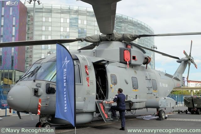 24 of 30 Royal Navy Merlin Mk2 Helicopters Have Reached Full Operational Capability