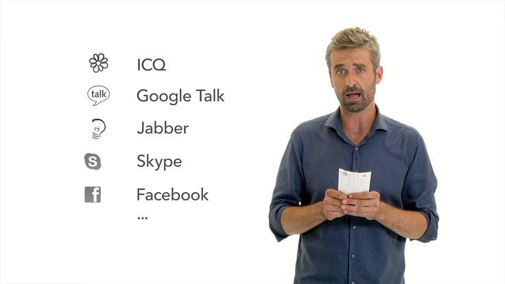 Komunikace přes Internet