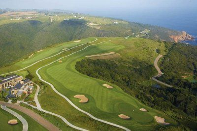 Golf Course Hyatt Regency Oubaai Resort & Spa in Cape Provinces, South Africa - From Golf Escapes