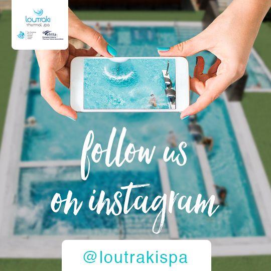 Το Loutraki Thermal SPA στο instagram - @loutrakispa - …περισσότερες καλοκαιρινές εικόνες και video για την απόλυτη εμπειρία SPA. Aκολουθήστε μας: bit.ly/loutrakispa-instagram
