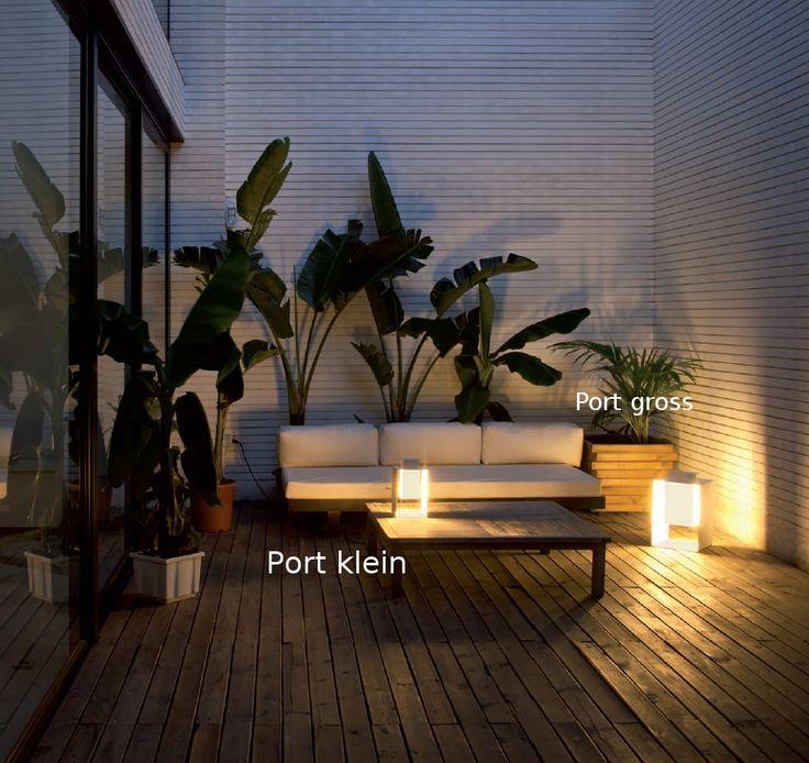 Terrassenbeleuchtung und viele andere Leuchten sowie LED Leuchten günstig online bei Lampenonline kaufen.