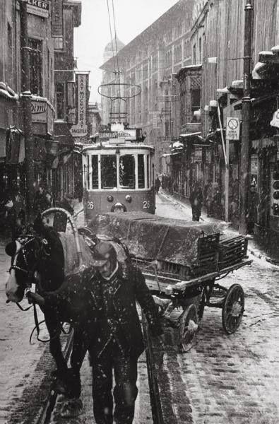 SİRKECİ - 1956  ARA GÜLER