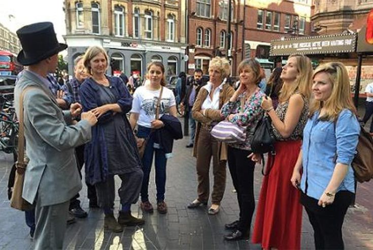 Discount West End Musical Walking Tour for just £9.00 Enjoy a walking tour of London's West End.   With an award winning performer as a guide.   Learn all about the history of musical theatre in London.  Join your guide as he breaks into songs and characters from the shows.   Perfect gift for a theatre fan!  Runs every Friday at 6.15pm and Sunday at 11.30am BUY NOW for just £9.00