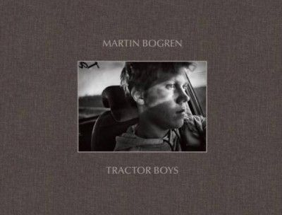 Tractor Boys (signed) by Martin Bogren