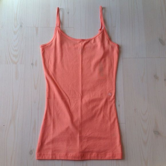 New Pacsun Nollie xsmall orange cami top Brand new! Nollie Tops Camisoles