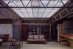 Miyagi house 1953|宮城教授の家 清家清
