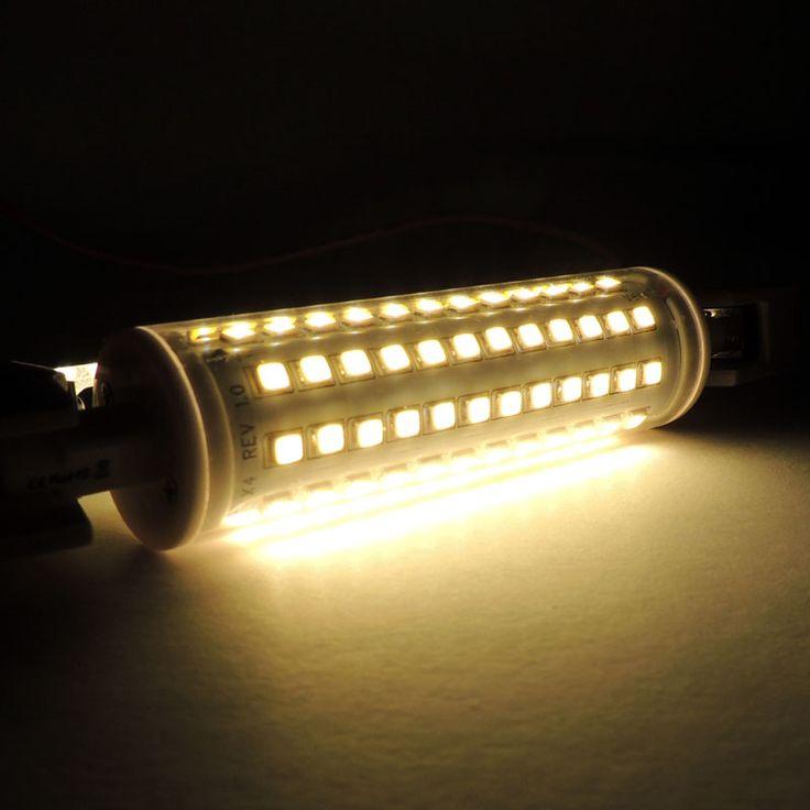 BOMBILLA LINEAL LED R7S 10W Sustituye bombillas halógenas lineales de hasta 100 Watios. http://www.barcelonaled.com/bombillas-r7s-led/1022-bombilla-lineal-led-r7s-10w.html