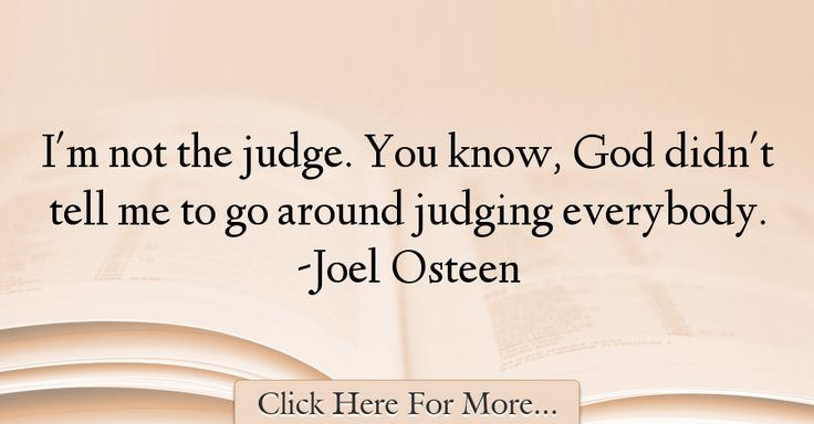 Joel Osteen Quotes About God - 28006