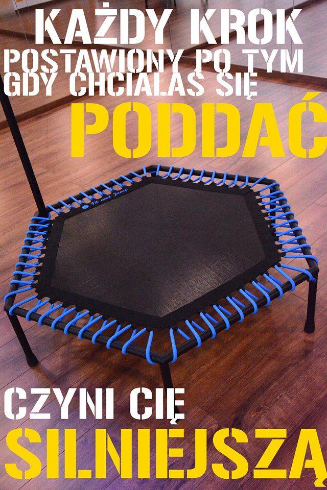 Skaczemy w Poznaniu!  Sprawdź Miód Cytryna :D #fitandjump #trampoliny #fitness #fitnessnatrampolinach #fit #slim #sport #poznan #miodcytryna