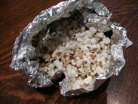 Campfire popcorn is a delicious treat everyone will enjoy.  Read here for step by step cooking instructions.