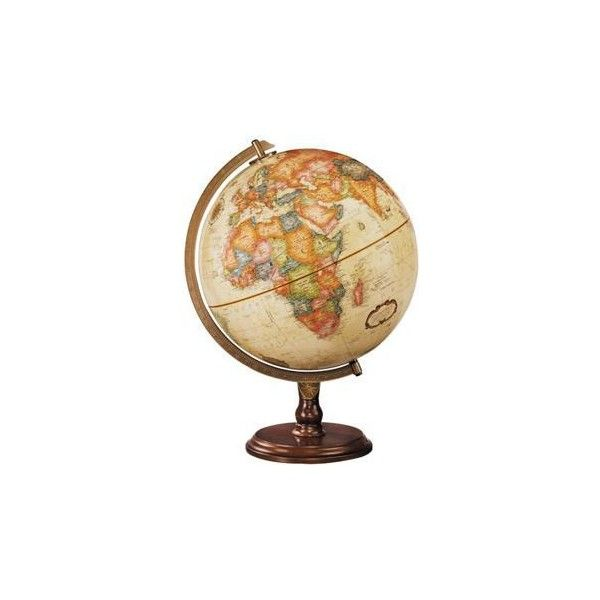 """Constantinople 12"""" Antique Desk Globe 