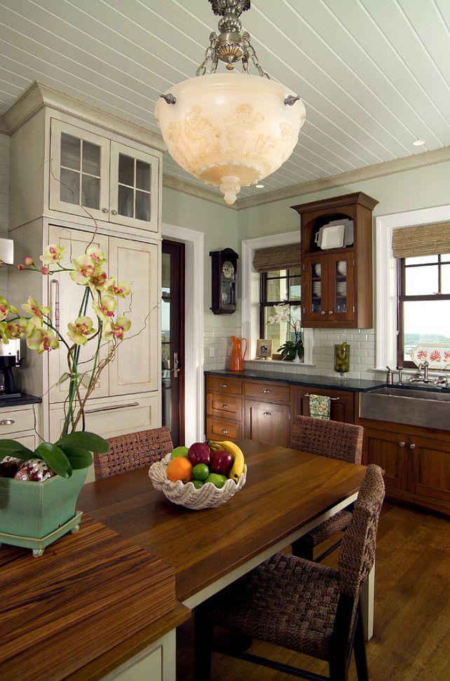 Vintage-Inspired #Kitchen