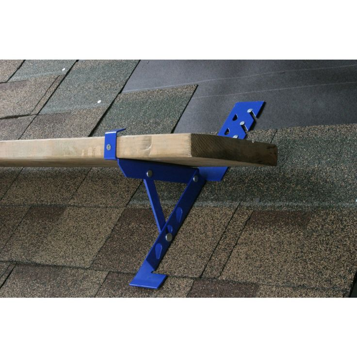 Shop Werner Adjustable Roof Bracket at Lowes.com
