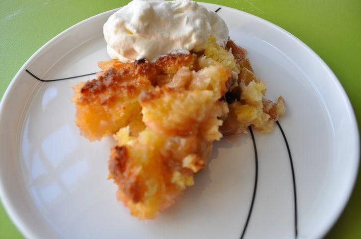 Svigermors rabarbertærte