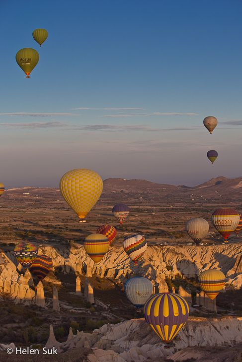 Read about my experience with Sultan Balloons in Cappadocia Turkey.