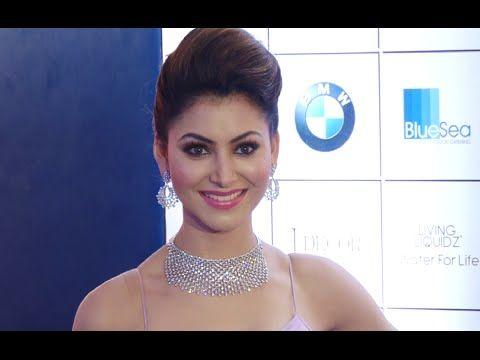 Urvashi Rautela looks WOW at opening ceremony of Adamantino presents JOYA.