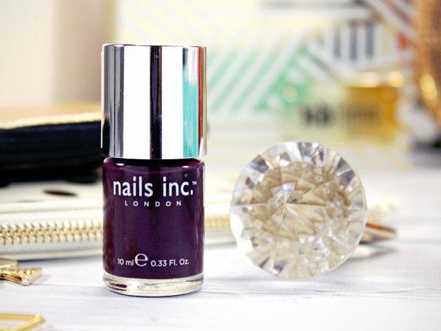 Nails Inc Nail Polish in Sloane Mews
