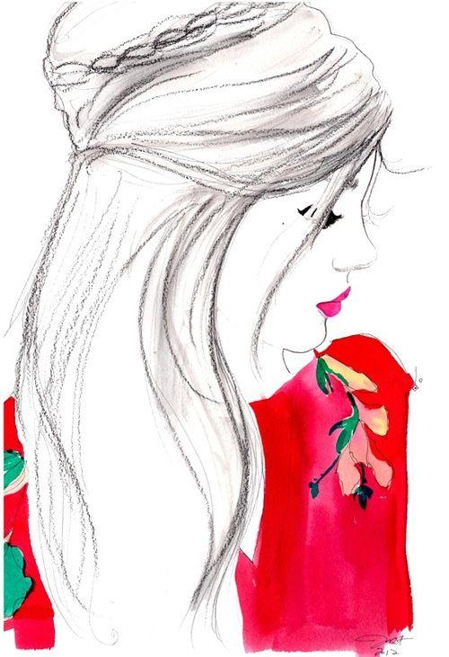 cute girly drawings tumblr - photo #35