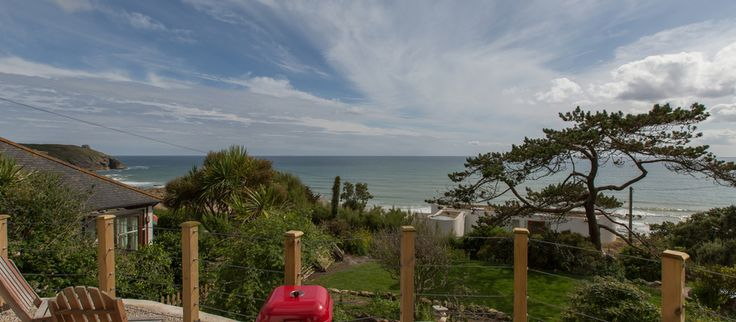 Holiday Rental – Sea Home, Praa Sands, Penzance, Cornwall – Beaches and Sea | BeachesandSea.com